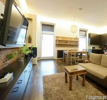 2 комнатная квартира в центре Кракова