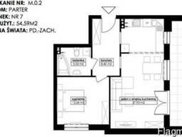 3-комнатная квартира в городе Познань - фото 4