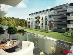 4-х комн. квартира в новом престижном районе Варшавы- Wilanów