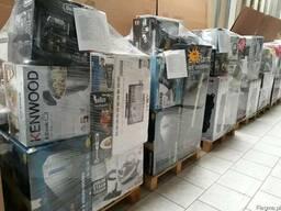 Акция -100 евро на палете сток бытовая техника Пасха - фото 4