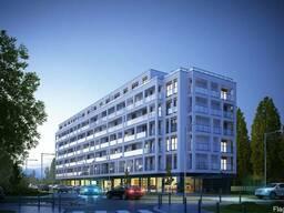 Апартамент в новом жилом комплексе в Варшаве