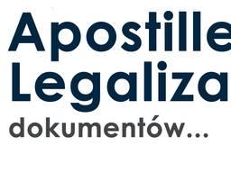 """Apostille & Legalizacja"" (Апостиль & Легализация)"