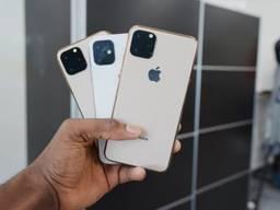 """Apple iPhone 11 Pro Max - 4GB RAM-256GB ROM - iOS 13-6. 5"""" -"""