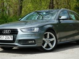 Audi A4 Avant 2. 0 TDI 150 KM 2014