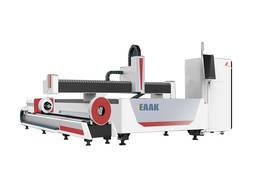 Автомат для резки лазера волокна cnc и резец еды