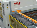 Автоматическая линия для производства сварных сеток заборов - фото 2