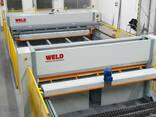 Автоматическая линия для производства сварных сеток заборов - фото 3