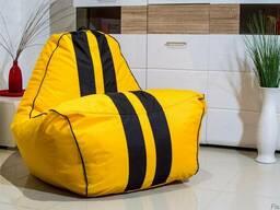 Бескаркасная мебель. Кресло-груши, beanbag в Польше