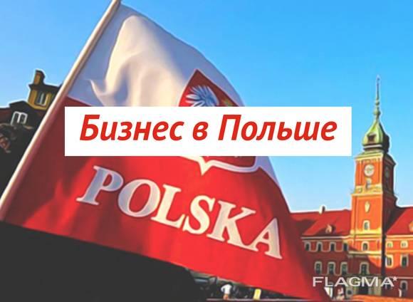 Бизнес в Польше с ноля, открытие фирмы в Польше