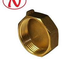 "Brass Cap for seal 1/2"" F"