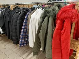 Брендовые Зимние Куртки Микс.