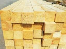 Брус сосновый (pine timber)