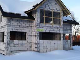 Budowa budynków mieszkalnych, domków pod klucz.