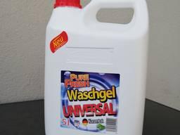 Universal Gel Laundry Detergent Pure Fresh 5L/125 loads