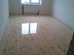 Cyklinowanie podłogi