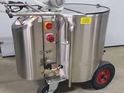 Dairy Taxi 100 litrów z dozowaniem