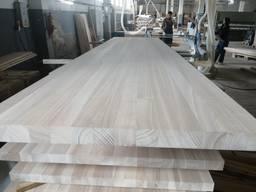 Деревообработка, производства мебельного щита, бруса и других столярных изделий.