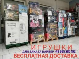 Детские игрушки сток с доставкой