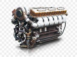 Дизельный двигатель B-92С2