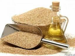 Dobrej jakości olej sezamowy