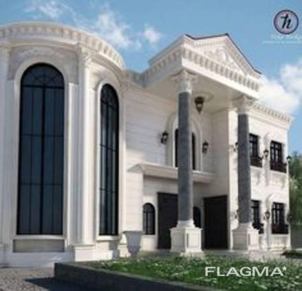 Дом мечты в стиле современного модерна или готика