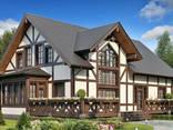 Дом мечты в стиле современного модерна или готика - фото 5