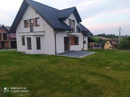Дом с гаражом в Кракове
