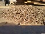 Древесные пеллеты из сосновых пород, 6-8мм, А1/А2, 15 кг - фото 2