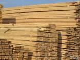 Drewniane kęsy, palety, szyny, podszewki, okrągłe kłody. - photo 8
