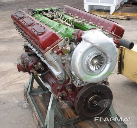 Дизельный двигатель В-46-6