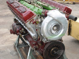 Engine V-46, V-55, V-84MS, 6TD-1, UTD-20, UTD-29, V-59U