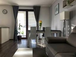 Двухсторонняя, 3-комнатная уютная квартира в Кракове