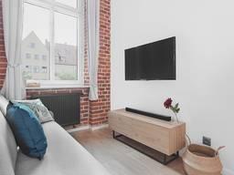 Dwupokojowe mieszkanie świeżo po remoncie/Двухкомнатная квартира после ремонта.
