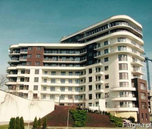Элитный комплекс, 3 комн. 73.7 м² в Кракове, цена застройщин