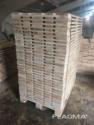 EPAL Pallet Flooring FSC