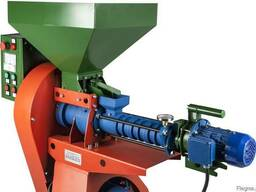 Extruder ES-110 for grain processing