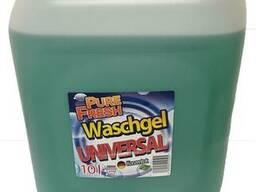 Гипоаллергенный стиральный порошок Pure fresh Universal 10л