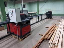 Горбыльный станок для переработки древесины (горбыля) garbus