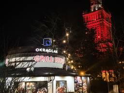 Готовый бизнес, действующее кафе в центре Варшавы