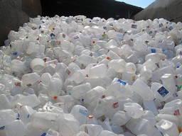 HDPE Milk Bottles in bales