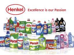 Henkel - брендовые товары на экспорт