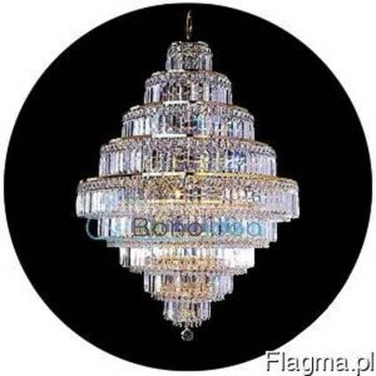 Хрустальная люстра из серии Henry диаметр 65 см