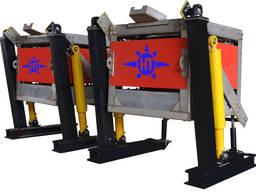 Индукционное и литейное оборудование производства Украины