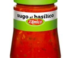 Итальянский соус из помидор для пасты и пиццы