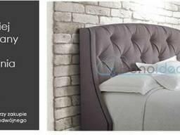 Изголовье для кровати - цвет, размер, обивка в ассортименте - фото 2
