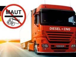 Как не платить автодорожные сборы в Германии