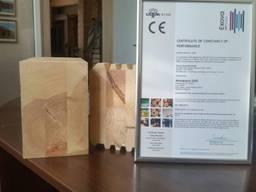 Клеенный брус и готовые домокомплекты и бани CE
