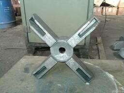 Колосники, поддоны,корпус литьё чугун сталь