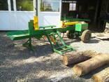 Колун дров с гидроподйомником колод - фото 2