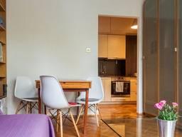 Комфортабельная двухкомнатная многофункциональная квартира. Краков